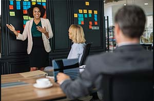 Improve your presentation skills with our interactive online course