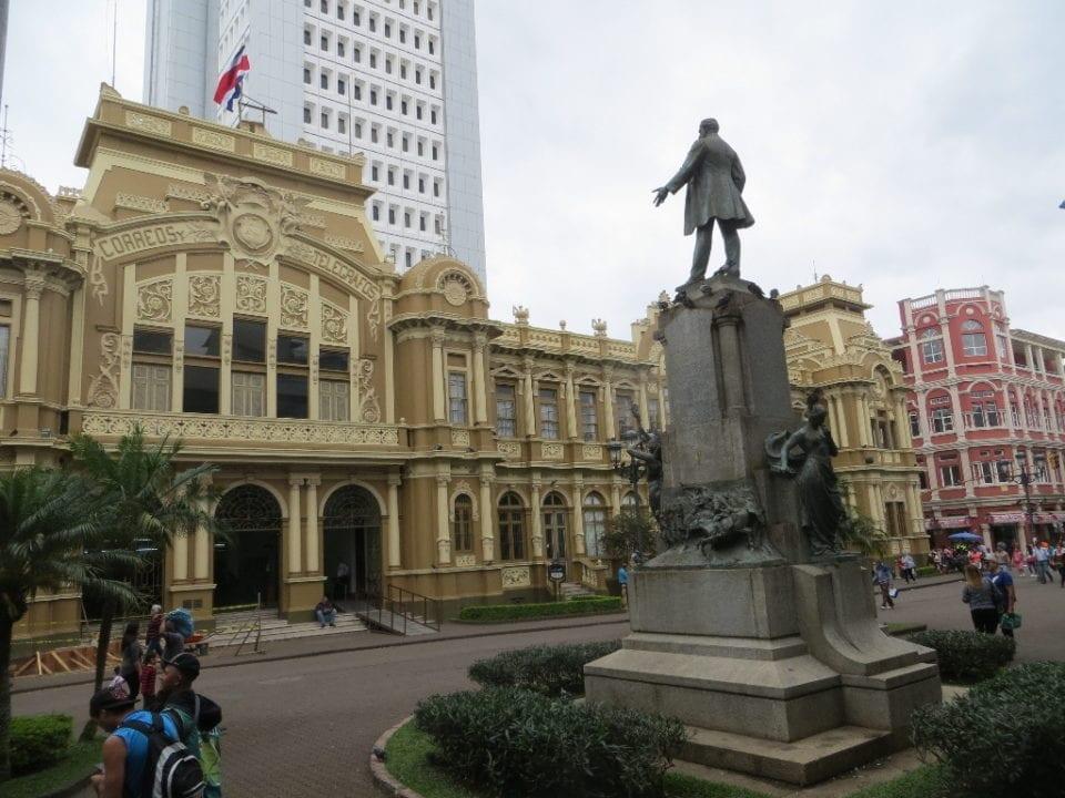 national monument juan santamaria