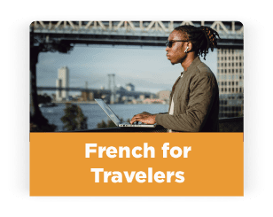 travel french classes online