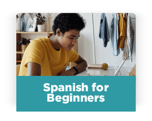 beginner spanish classes online