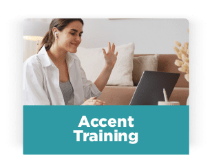 accent training classes online