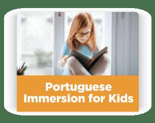 portuguese immersion classes online