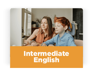 intermediate english classes online