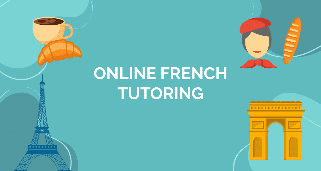 Online french tutoring